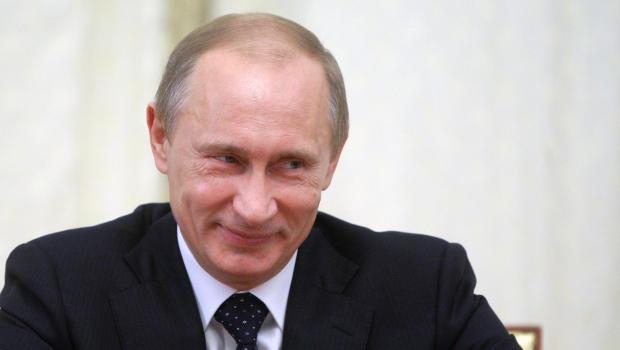 Russian Prime Minister Vladimir Putin sm
